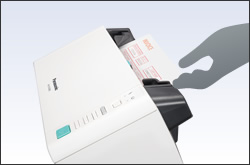 image of Touch Free Scanning