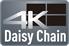 4K Daisy Chain