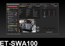 Early Warning Software ET-SWA100