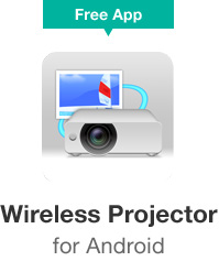 android phone projector app