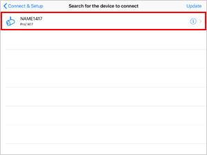 Wireless Projector for iOS | Panasonic Global