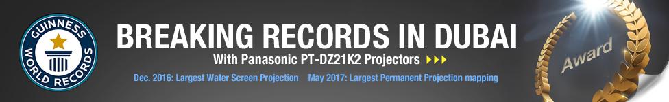BREAKING RECORDS IN DUBAI
