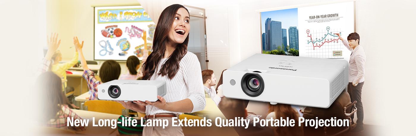 لامپ جدید با عمر طولانی پیش بینی کیفیت قابل حمل را گسترش می دهد