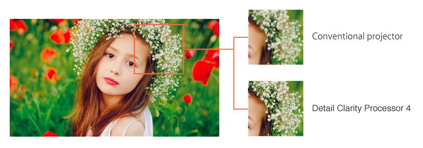 Detail Clarity Processor 4