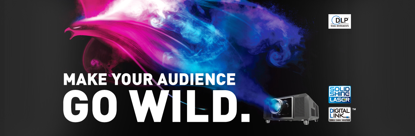 Make Your Audience. Go Wild.