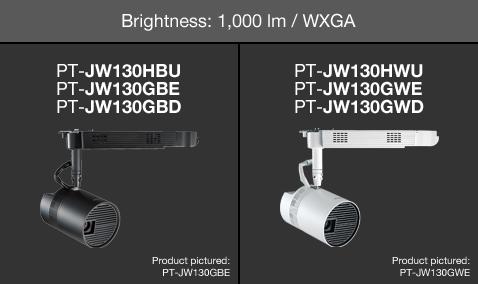 Brightness: 1,000 lm / WXGA