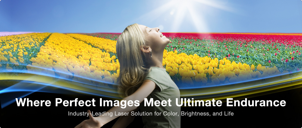 High Brightness and Vivid Color Solid-State Laser Improves Color with No Loss in Brightness