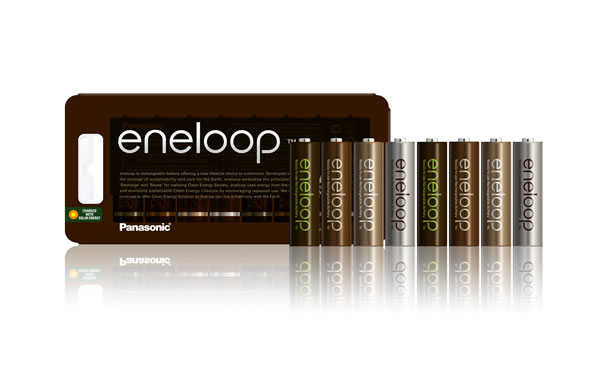 photo:eneloop tones earth  (Limited Edition)
