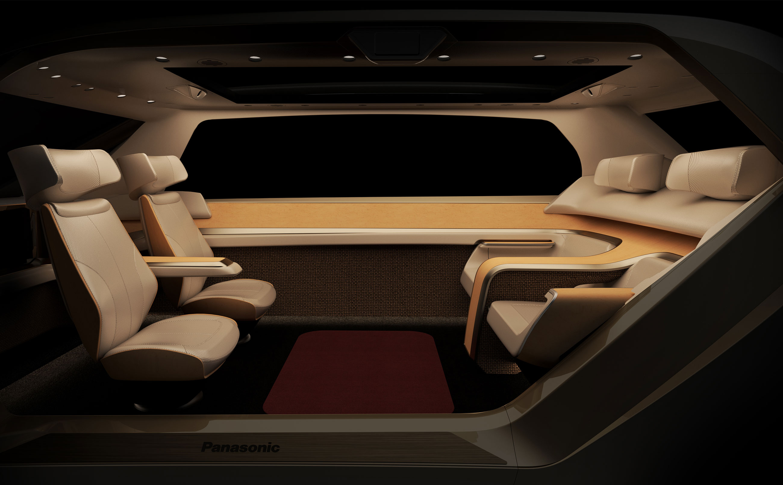 The Future for Car Mobility - Panasonic Design - Panasonic