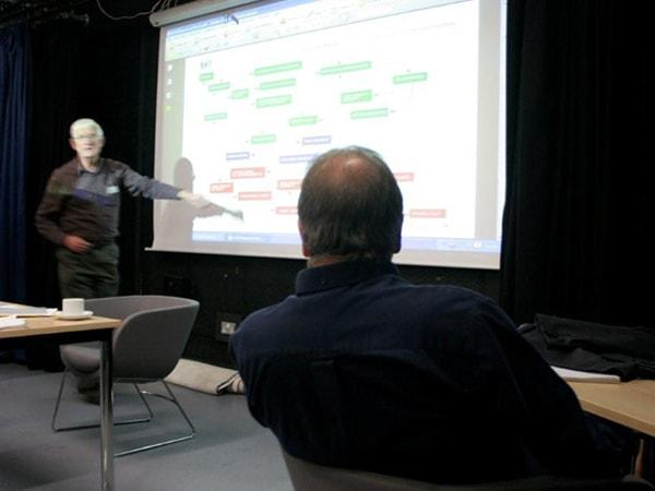 Panasonic UK Hosts KWN Workshop