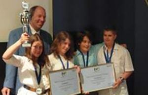 Workshop and Awards Ceremony Held in Europe