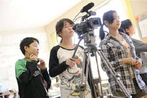 KWN Japan Produces Video Messages from the Tsunami-hit Area