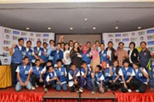 KWN Training Camp 2013 Held in Malaysia